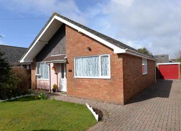 3 bed detached bungalow for sale in Stoneleigh Avenue, Hordle, Lymington SO41