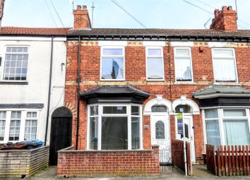 Thumbnail 3 bed terraced house for sale in Sidmouth Street, Hull, East Yorkshire
