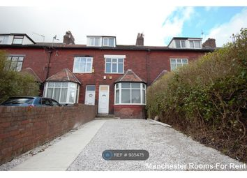 6 bed terraced house to rent in Great Clowes Street, Salford M7