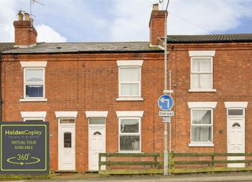 Thumbnail 2 bed terraced house for sale in St. Albans Road, Arnold, Nottinghamshire