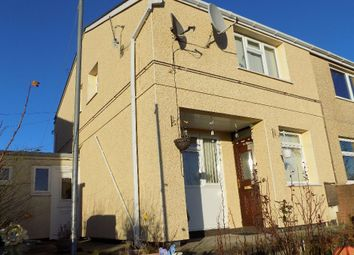 Thumbnail 2 bed semi-detached house for sale in Hafod Arthen Estate, Brynithel