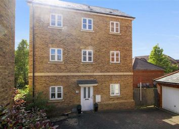 Thumbnail 4 bed detached house to rent in Frampton Grove, Westcroft, Milton Keynes