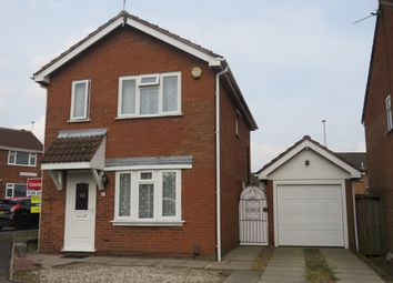 Thumbnail 3 bed detached house for sale in Stoneywell Road, Anstey Heights, Leicester