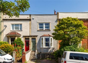 Thumbnail 3 bed terraced house for sale in Egerton Road, Bishopston, Bristol