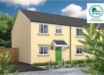 Thumbnail Semi-detached house for sale in The Musgrave, Swanvale, Falmouth