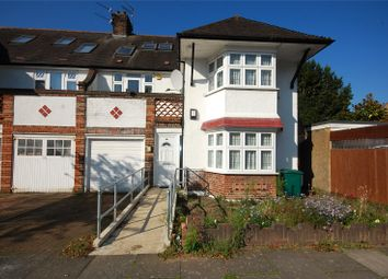 Thumbnail 5 bed semi-detached house for sale in Templars Crescent, Finchley, London