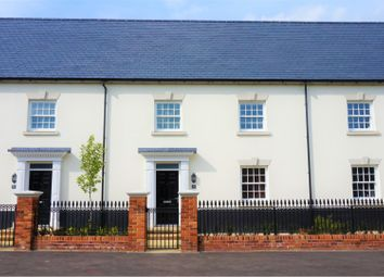 Thumbnail 3 bed town house for sale in Southfield Drive, Yeovil