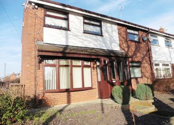 Thumbnail 3 bed town house to rent in Wharfedale Walk, Longton, Stoke-On-Trent