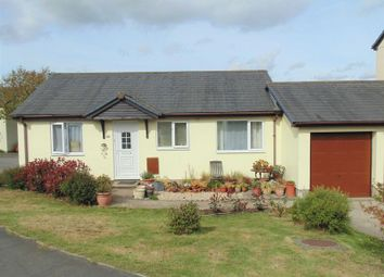 Thumbnail 2 bedroom bungalow for sale in Moor View, Hatherleigh, Okehampton