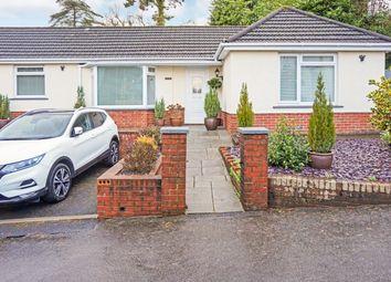 Thumbnail 2 bed semi-detached bungalow for sale in Pennar Close, Newbridge, Newport