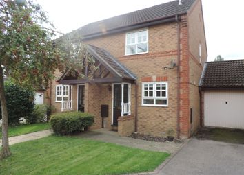 Thumbnail 2 bed semi-detached house to rent in Coopers Gate, Banbury