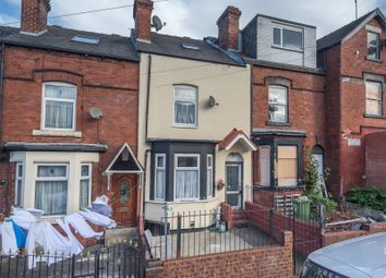 Thumbnail 4 bedroom terraced house for sale in Lascelles Road East, Leeds, West Yorkshire