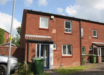 Thumbnail 3 bed end terrace house to rent in Sandhurst Close, Church Hill North, Redditch