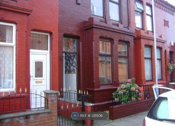 Thumbnail 3 bed terraced house to rent in Hornby Roafd, Liverpool