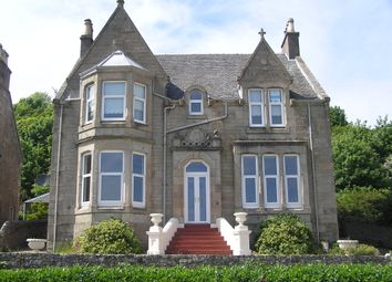Thumbnail 4 bed maisonette for sale in West Bay Road, Millport, Isle Of Cumbrae