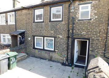 Thumbnail 2 bed terraced house for sale in Heaton Road, Bradford, West Yorkshire