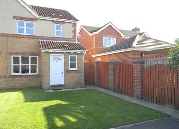 Thumbnail 3 bed semi-detached house to rent in Sailors Wharf, Victoria Dock, Hull, East Yorkshire
