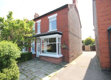 Thumbnail 3 bed property for sale in Pickmere Lane, Wincham, Northwich