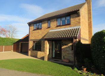 Thumbnail 4 bed detached house for sale in Priory Road, Fressingfield, Eye
