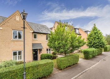 Thumbnail 4 bed detached house for sale in Harston, Cambridge