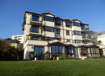Thumbnail 2 bed flat for sale in Corbyn Mount, Underhill Road, Livermead, Torquay