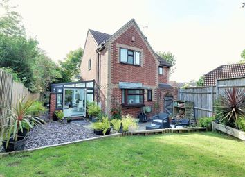 Thumbnail 3 bed detached house for sale in Churchill Court, Horndean, Waterlooville