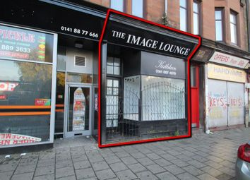 Thumbnail Commercial property for sale in 21, Broomlands Street, Paisley PA12Lt
