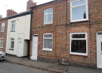 Thumbnail 3 bed terraced house to rent in Gladstone Street, Fleckney, Leicester