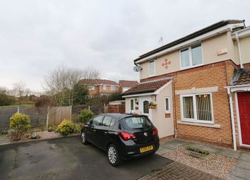 Thumbnail 3 bed semi-detached house for sale in Gilwood Grove, Middleton, Manchester, Greater Manchester