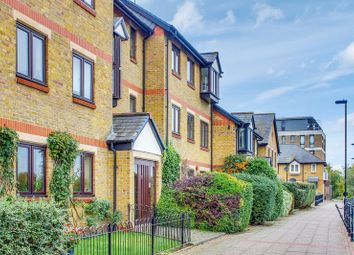 Thumbnail 2 bed flat for sale in Riverside Close, London
