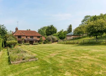Thumbnail 4 bedroom detached house to rent in Lower Oakhill, Froxfield, Marlborough