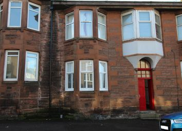 Thumbnail 1 bed flat for sale in Alexander Street, Coatbridge