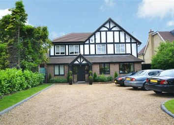 Thumbnail 4 bed detached house for sale in Camlet Way, Hadley Wood, Hertfordshire