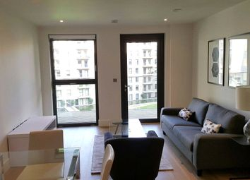 Thumbnail 1 bed flat for sale in North West Village, Wembley Park