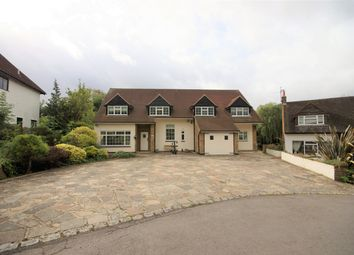 Thumbnail 4 bed detached house to rent in Heathside Close, Northwood, Middlesex