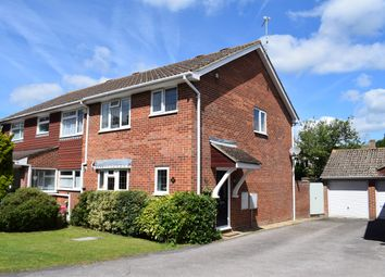Thumbnail 3 bed semi-detached house for sale in Warbleton Road, Chineham
