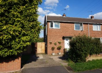 Thumbnail 3 bed semi-detached house for sale in Denton Avenue, Grantham