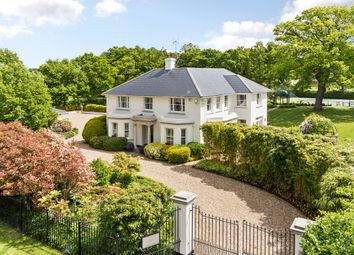 Thumbnail 6 bed detached house for sale in Pachesham Park, Oxshott