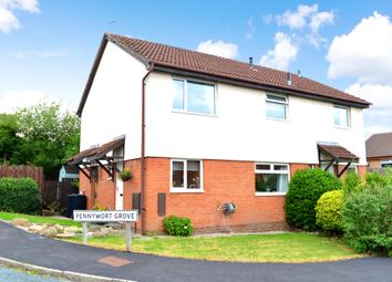 Thumbnail 1 bed semi-detached house for sale in Pennywort Grove, Killinghall, Harrogate