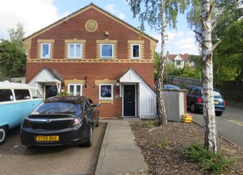 Thumbnail 2 bed semi-detached house for sale in Hall Close, High Wycombe