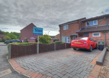 Thumbnail 1 bed town house for sale in Cumbrian Way, Shepshed, Loughborough