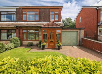 Thumbnail 3 bed semi-detached house for sale in Sherborne Road, Orrell, Wigan