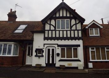 Thumbnail 2 bed terraced house for sale in Berryfields, Fillongley, Coventry, Warwickshire