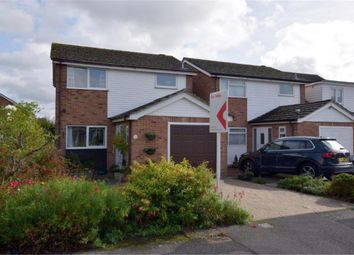 Thumbnail 3 bedroom detached house for sale in Argentan Close, Abingdon, Oxfordshire