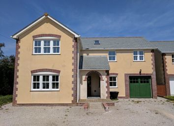 Thumbnail 4 bed detached house for sale in Rope Walk, Mount Hawke, Truro