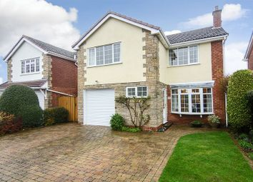 Thumbnail 4 bed detached house for sale in Severn Drive, Church Farm, Burntwood