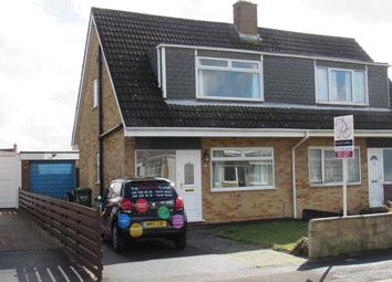 Thumbnail 3 bedroom semi-detached bungalow to rent in Standish Avenue, Stoke Lodge, Bristol