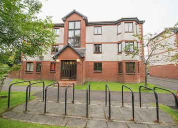 Thumbnail 2 bed flat for sale in Waverley Crescent, Eliburn, Livingston