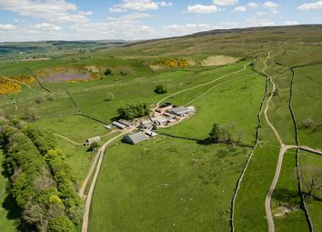 Thumbnail 6 bed farmhouse for sale in Rookby Scarth, Winton, Kirkby Stephen, Cumbria