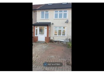 Thumbnail 5 bed terraced house to rent in Standfield Road, Dagenham